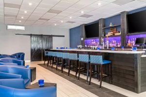 The Sports Page Bourbon Bar and Grill